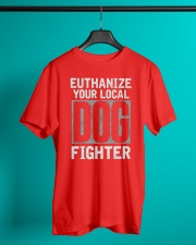 End Dog Fighting Ts and More Classic T-Shirt thumbnail