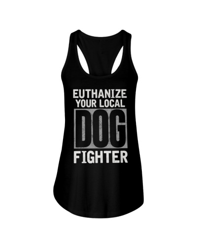 End Dog Fighting Ts and More