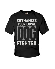 End Dog Fighting Ts and More Youth T-Shirt thumbnail