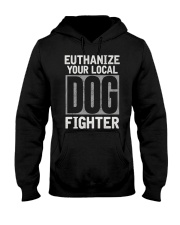 End Dog Fighting Ts and More Hooded Sweatshirt thumbnail