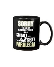 SORRY SEXY PARALEGAL Mug thumbnail