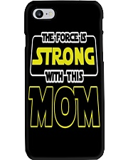 HAPPY MOMS DAY MOTHERS DAY SHIRT Phone Case thumbnail