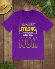 HAPPY MOMS DAY MOTHERS DAY SHIRT Classic T-Shirt lifestyle-mens-crewneck-front-18