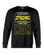 HAPPY MOMS DAY MOTHERS DAY SHIRT Crewneck Sweatshirt thumbnail