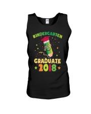 Kindergarten Graduation Cute Graduate 20 Unisex Tank thumbnail