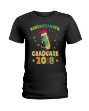 Kindergarten Graduation Cute Graduate 20 Ladies T-Shirt thumbnail