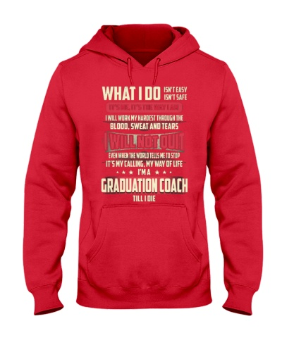 Graduation Coach - What I Do