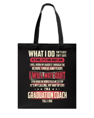 Graduation Coach - What I Do