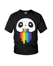 Panda LGBT Pride 1 Youth T-Shirt thumbnail