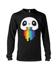 Panda LGBT Pride 1 Long Sleeve Tee thumbnail