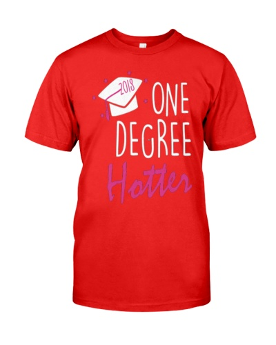 ONE DEGREE HOTTER 2018 GRADUATION DAY