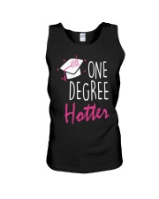 ONE DEGREE HOTTER 2018 GRADUATION DAY Unisex Tank thumbnail