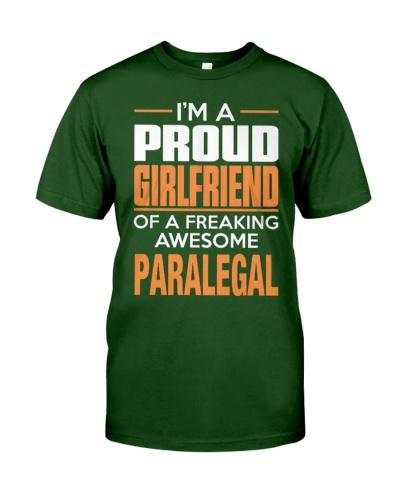 PROUD GIRLFRIEND - PARALEGAL