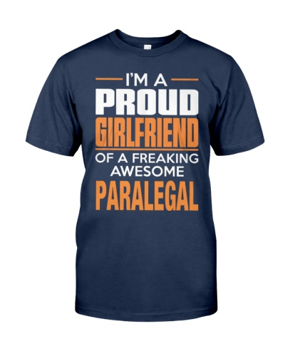 PROUD GIRLFRIEND - PARALEGAL