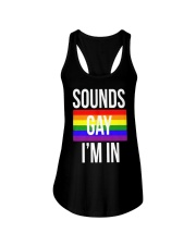 Sounds Gay Im In Shirt LGBT Pride Shirts  thumb
