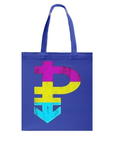 Pansexual Symbol LGBT Pride T-Shirt