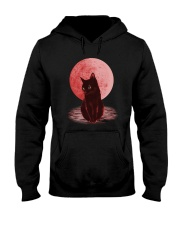 Cat Moon T shirt Hooded Sweatshirt tile