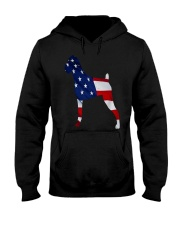 Patriotic Boxer Tank Top Hooded Sweatshirt thumbnail
