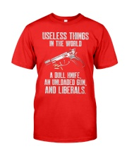 PATRIOTIC - Useless Things M 0034 Classic T-Shirt thumbnail