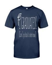 Graduation T-Shirt Classic T-Shirt front