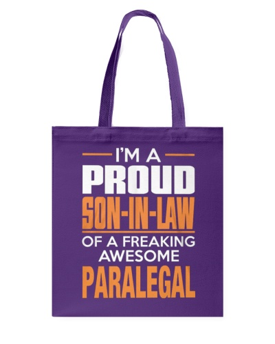 PROUD SON-IN-LAW - PARALEGAL