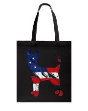 Patriotic Chihuahua Tote Bag thumbnail