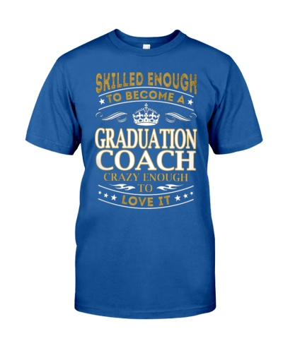 Graduation Coach - Skilled Enough