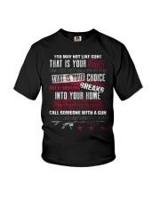 PATRIOTIC - You May Not M 0036 Youth T-Shirt thumbnail