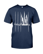 DOGS HEARTBEAT - Ltd Edition Classic T-Shirt front