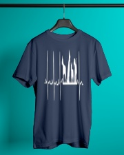 DOGS HEARTBEAT - Ltd Edition Classic T-Shirt lifestyle-mens-crewneck-front-3