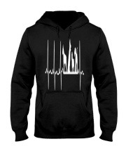 DOGS HEARTBEAT - Ltd Edition Hooded Sweatshirt thumbnail