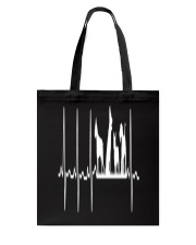 DOGS HEARTBEAT - Ltd Edition Tote Bag thumbnail