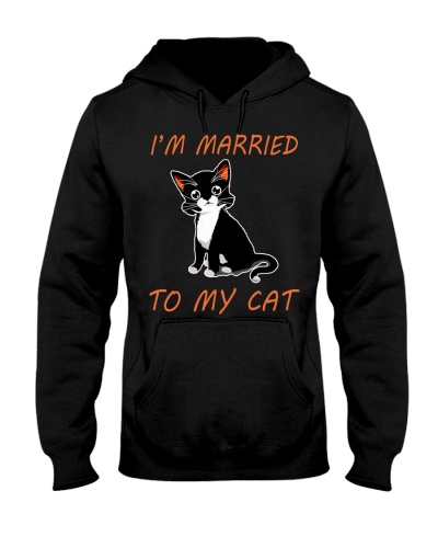 I Am Married To My Cat Cat