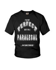 PERFECT - Paralegal Youth T-Shirt thumbnail