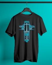 Proud Paralegal Hoodie 1 Classic T-Shirt lifestyle-mens-crewneck-front-3