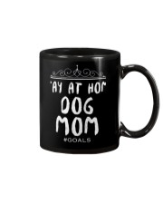 Dog Mom Doggy Dogs Moms Mug thumbnail