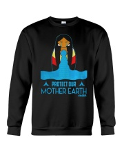 PROTECT OUR MOTHER EARTH - EARTH DAY Crewneck Sweatshirt thumbnail