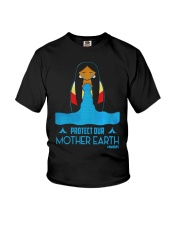 PROTECT OUR MOTHER EARTH - EARTH DAY Youth T-Shirt thumbnail