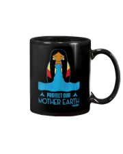 PROTECT OUR MOTHER EARTH - EARTH DAY Mug tile