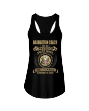 Graduation Coach - We Do Ladies Flowy Tank tile