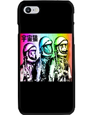 3 Astronaut Space Cats Phone Case thumbnail