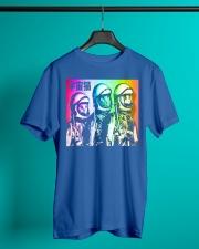3 Astronaut Space Cats Classic T-Shirt lifestyle-mens-crewneck-front-3