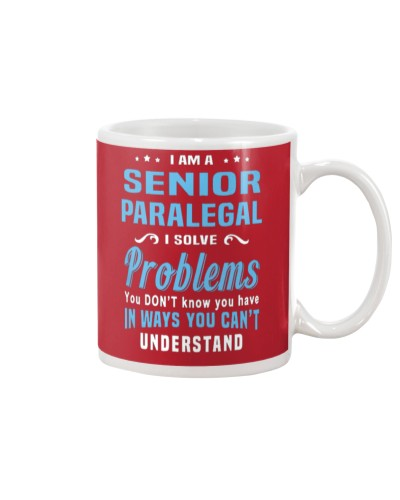 Senior Paralegal
