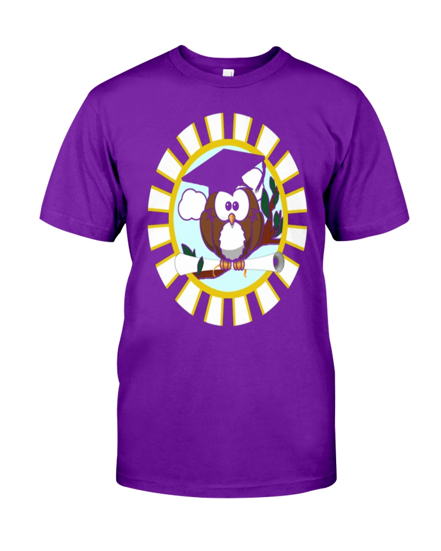 GRADUATION OWL Classic T-Shirt