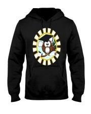 GRADUATION OWL Hooded Sweatshirt thumbnail