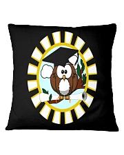 GRADUATION OWL Square Pillowcase thumbnail