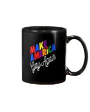 Make America Gay Again LGBT Pride Gay Le Mug thumbnail