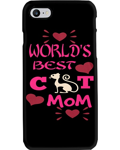 Mothers Day Cat Mom