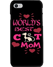 Mothers Day Cat Mom Phone Case thumbnail