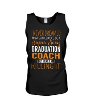Graduation Coach - Super Sexy 1 Unisex Tank tile